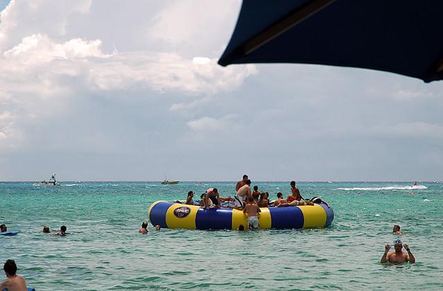 June Beach Resort Menu