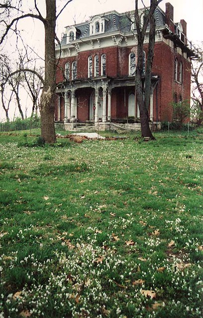 The Historic Mcpike Mansion Alton Il Mcpike Mansion Is