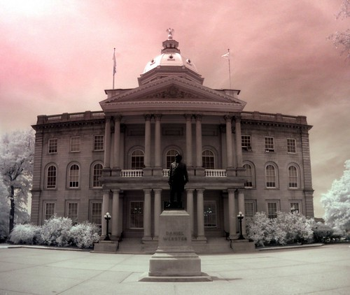 New Hampshire State House | by zachstern