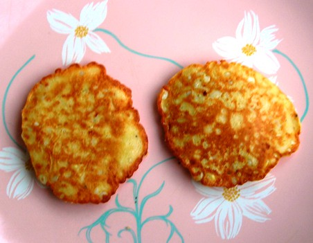 corn fritters | by rachel is coconut&lime