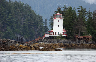 Sitka Lighthouse | by Team Hymas