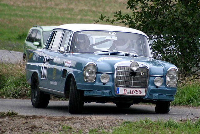 mercedes 300se heckflosse limes uhren rallye flickr. Black Bedroom Furniture Sets. Home Design Ideas