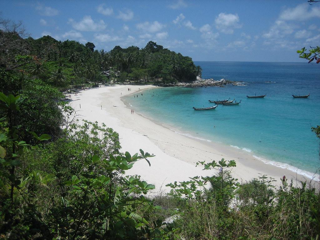 Stunning Freedom Beach, Phuket. Image: BlueEyeTea