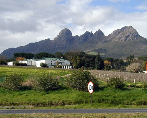The Helderberg, Western Cape, South Africa | by RobW_