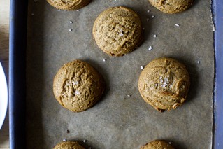 salted peanut butter cookies | by smitten kitchen