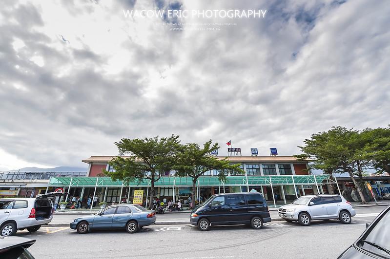 花蓮旅遊-花蓮火車站