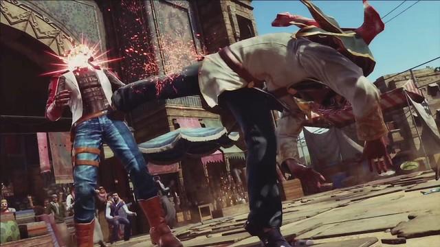 Tekken 7 анонсирован на PS4