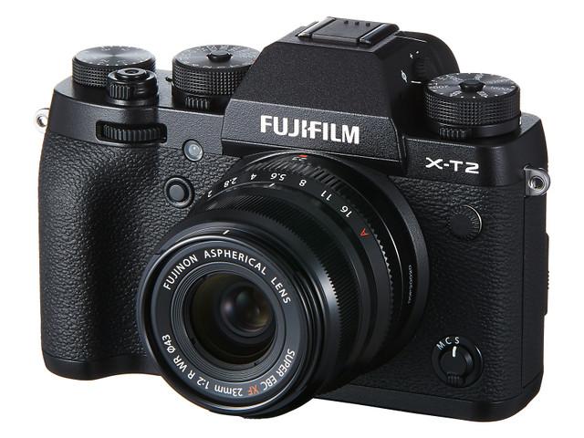 X-T2 + XF 23mm F2R WR