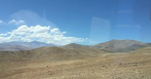 La Silla in the distance