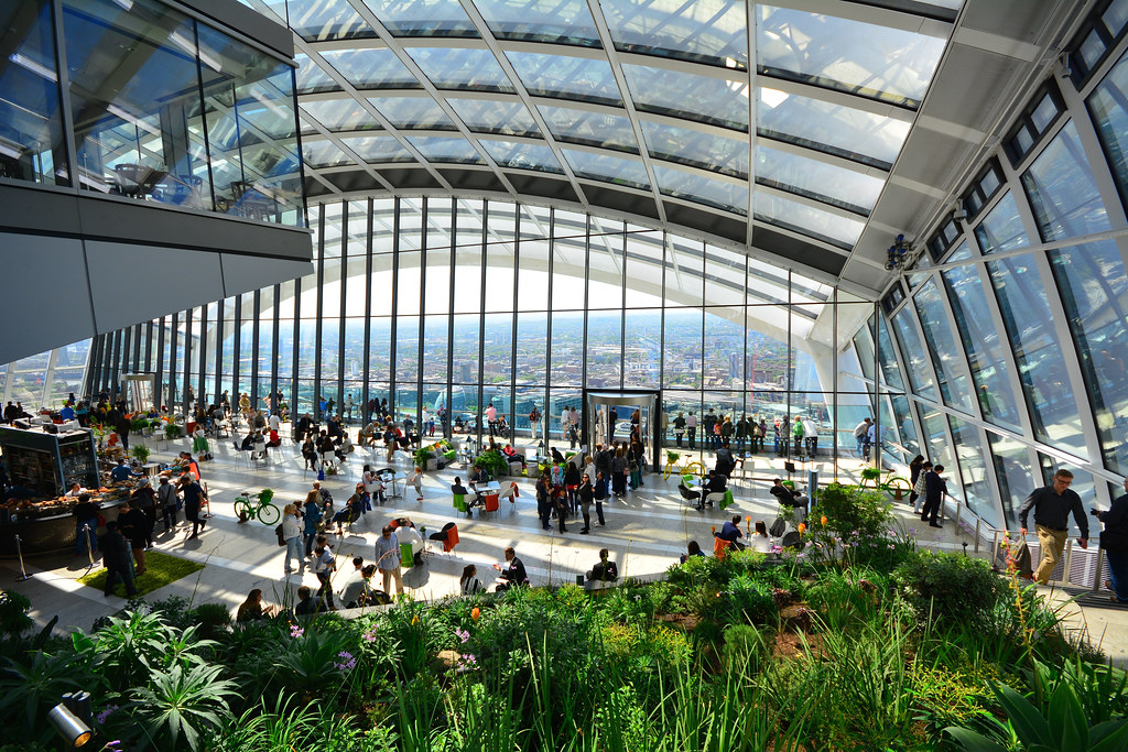 Image result for london sky garden