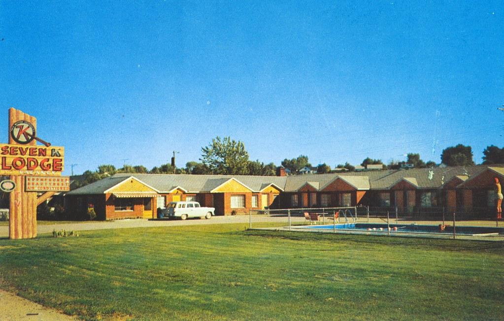 Seven K Lodge - Boise, Idaho