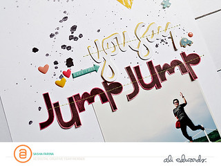 You Say Jump Jump closeup | by Sasha Farina