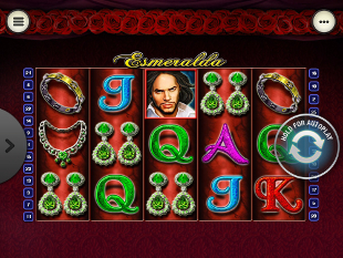 Esmeralda Mobile slot game online review