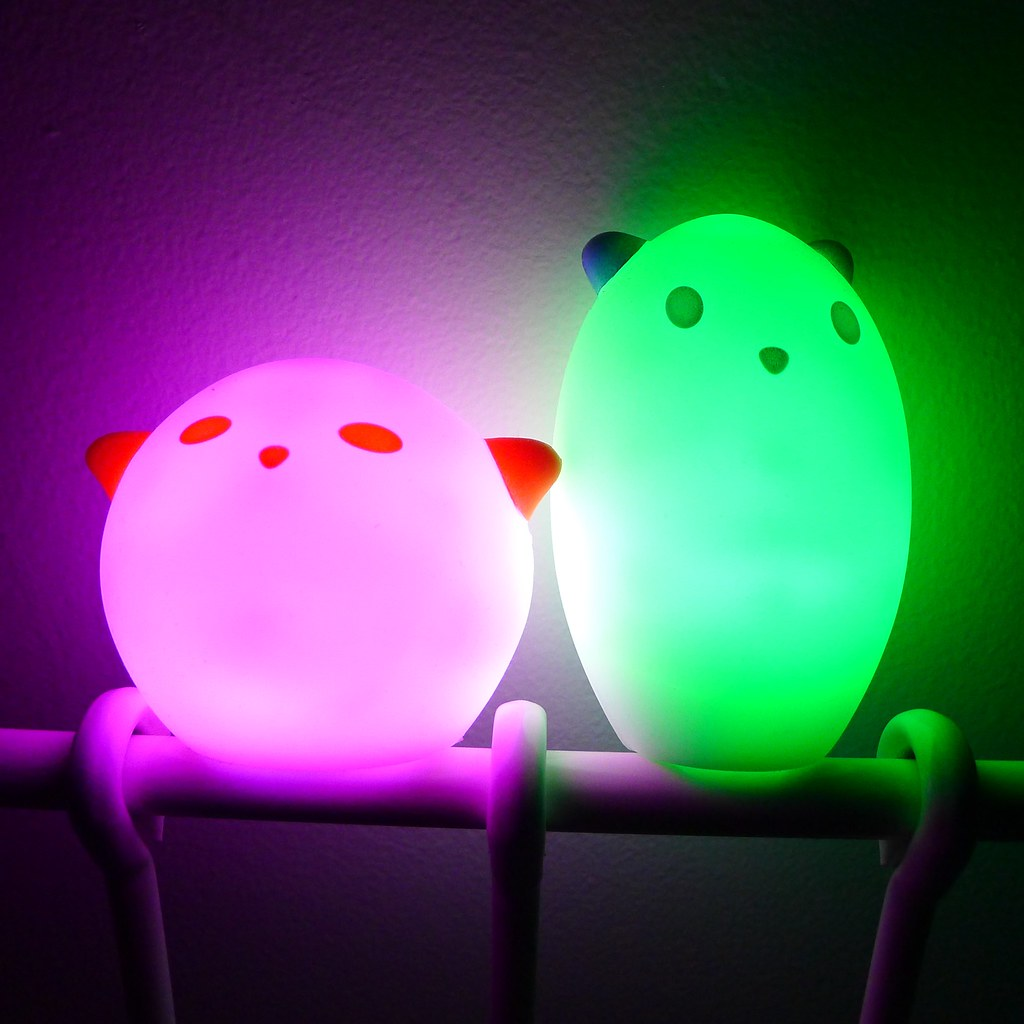 ... IKEA SPÖKA LED Night Light | By Alan.michael.wong