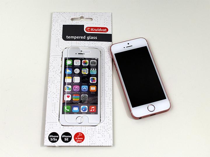 Bescherm je smartphone met Kruidvat Tempered Glass