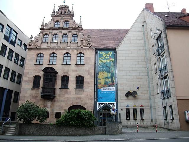 Museo del Juguete en Núremberg (Baviera, Alemania)