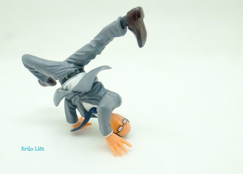 おっさんブレイクダンス╱跳超屌街舞的歐吉桑