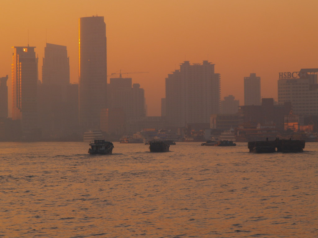 Vagamundos 2005. China. Shanghai