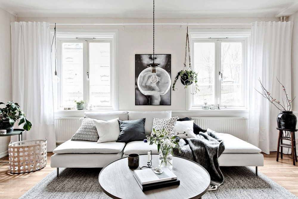 Lovely Scandinavian Home With Lots of Details