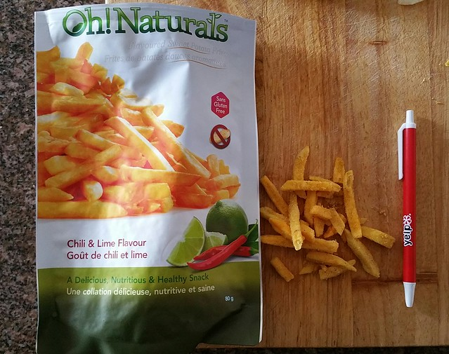2015-Jan-15 Specialty Food Expo 2017 - Oh! Naturals