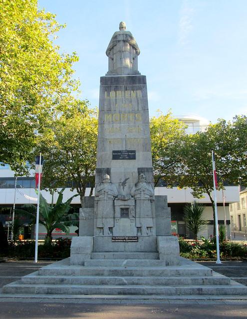 Lorient War Memorial