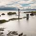 King Tide Floods Crab Cove in Alameda