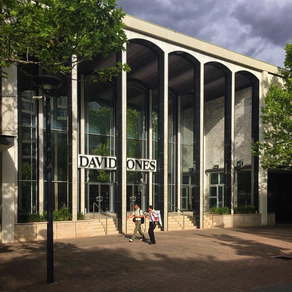 New Formalism reigns in Canberra... @davidjonesstore @canberracentre