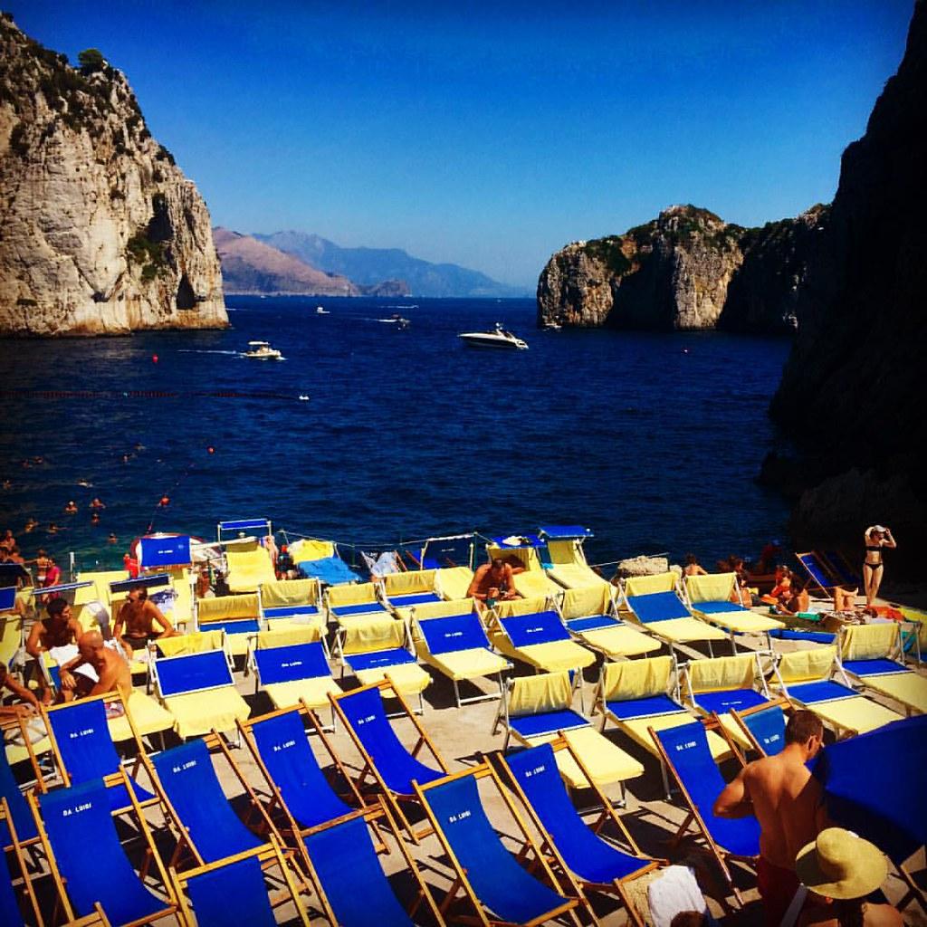Beach Holiday Italy Resorts