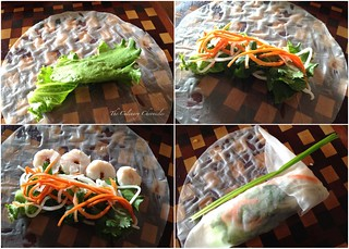Vietnamese Shrimp Spring Rolls | by The Culinary Chronicles