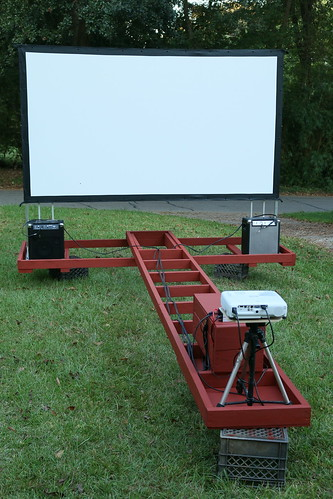 Paddle-In Movie rig.