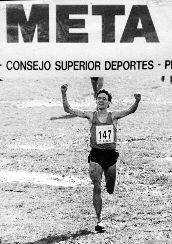 Juan Puerta Valiente, Campeón de España Universitario de Cross. Foto 040.