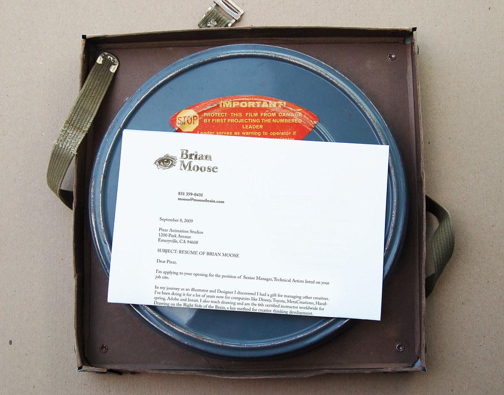 Pixar Resume Case 4 Moose Brain Flickr