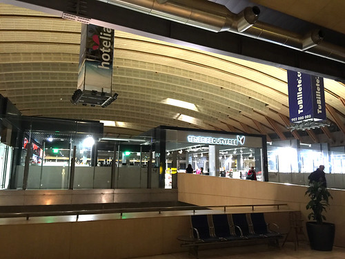 Tenerife North airport (TFN)