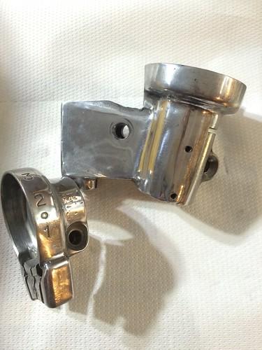 Attacchi manopole Lambretta 150D