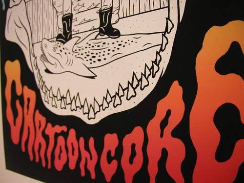 Željko Beljan - Cartoon Core, photos: Krešo Urek +/or FC