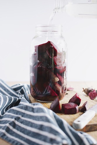 fermented sour beets | by Hapaway