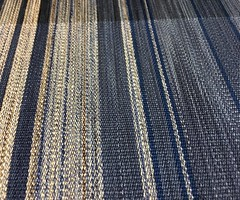 handspun silk denim