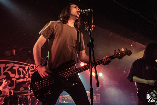 With Confidence-King Tuts Wah Wah Hut-02/03/2017