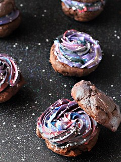 Galaxy Whoopie Pies | by femmefraiche