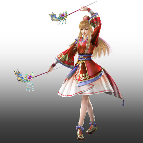 Samurai Warriors: Spirit of Sanada - SanadaColor_Chacha | by PlayStation Europe