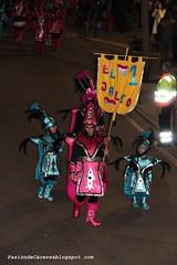 Carnaval de Cáceres 2017 pasacalles