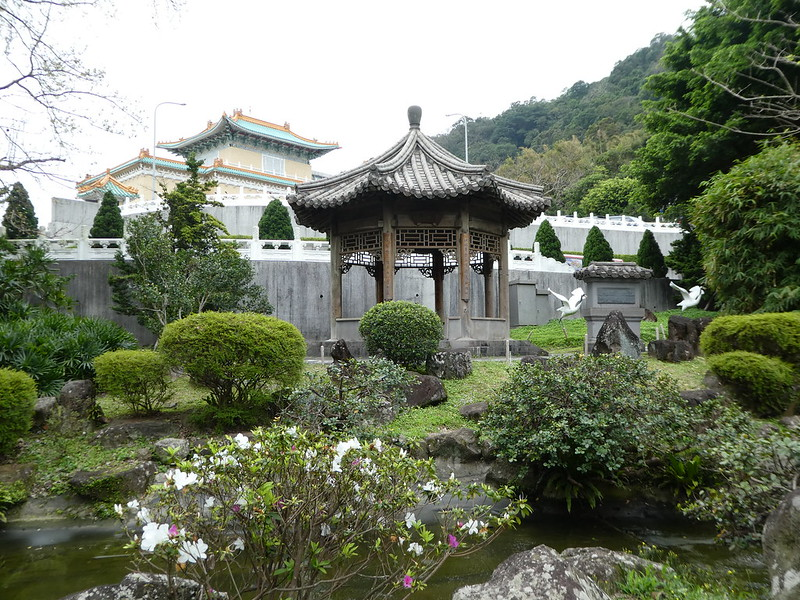 National Palace Museum Gardens,Taipei