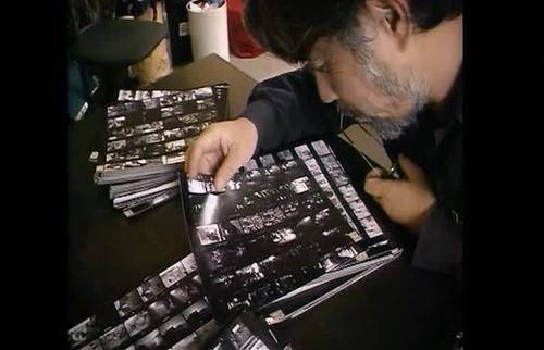 映画『井上孝治、 表象を越えた写真家』©FotoFilmEcrit1999