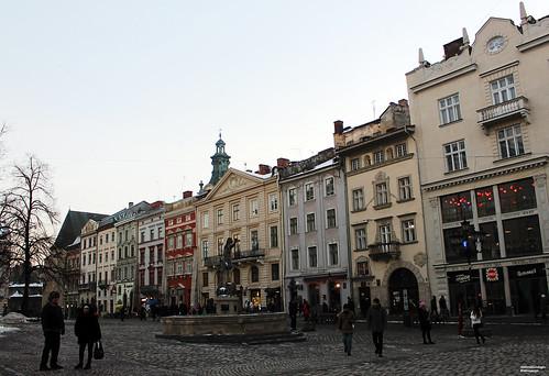 Lviv Streets XI