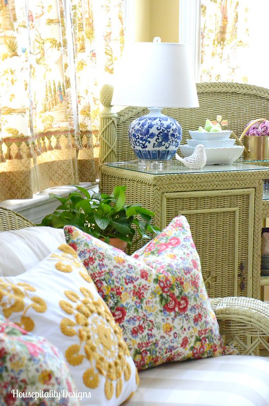 Sunroom Spring 2017-Ralph Lauren-Pottery Barn-Pillows-Housepitality Designs