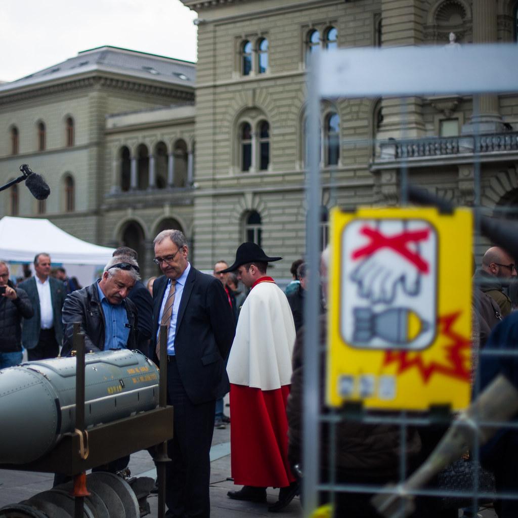 Bundesrat looking at things