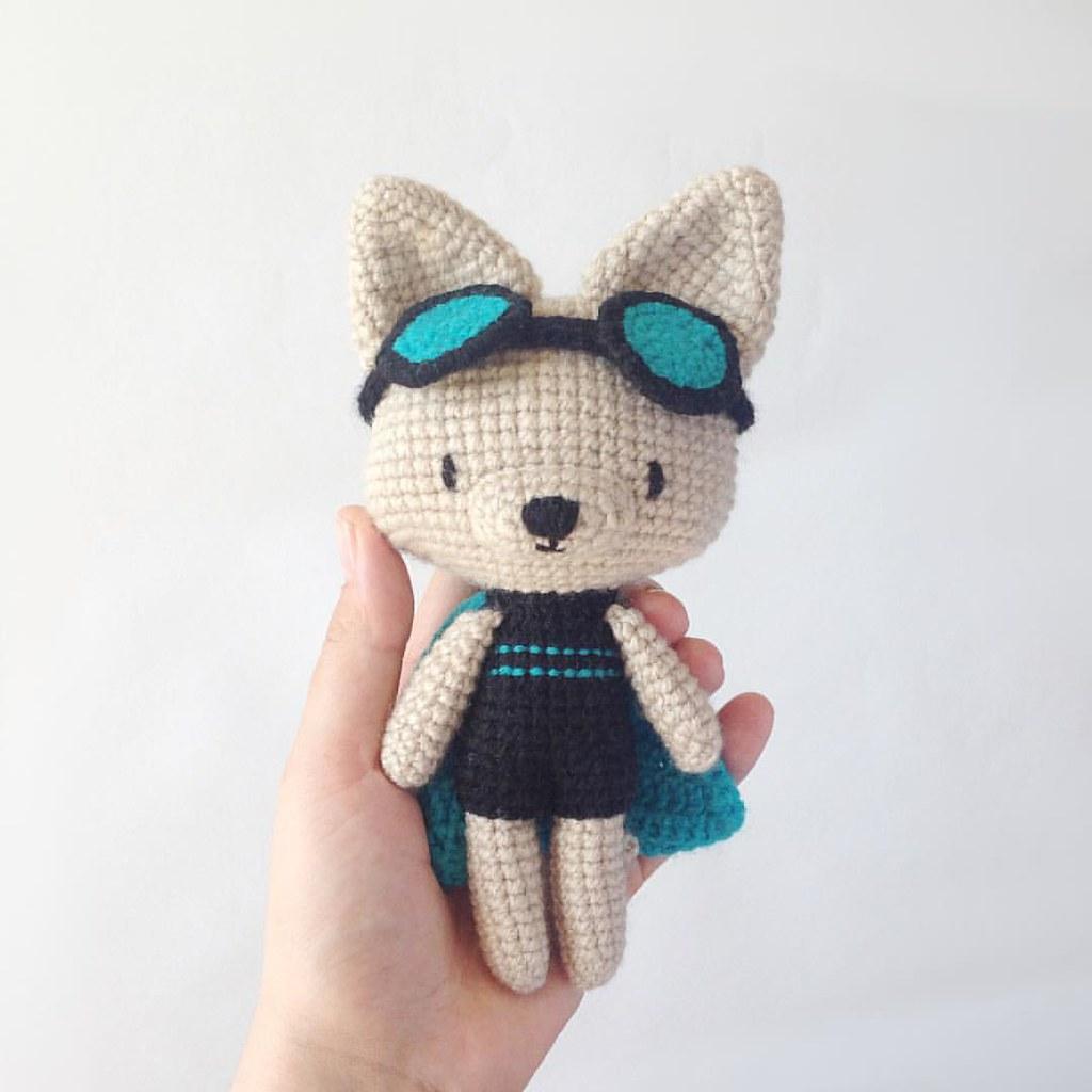 Here\'s my latest #amigurumi pattern : Charlotte the super …   Flickr