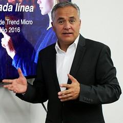 Juan Gullermo Ospina, Trend Micro