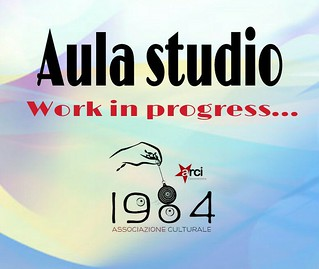 Aula studio all'Arci 1984