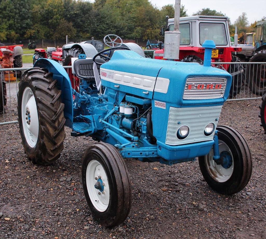 Super Dexta Tractor : Ddd c ford super dexta select o speed